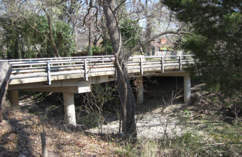 Lakeland Drive Bridge